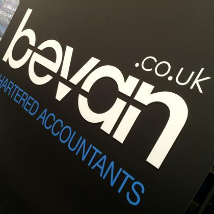 dzinr - Chartered Accountancy Rebranding