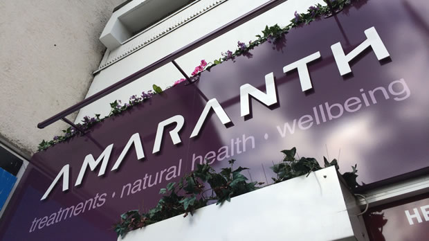 New Shop Front Completes Amaranth Rebrand
