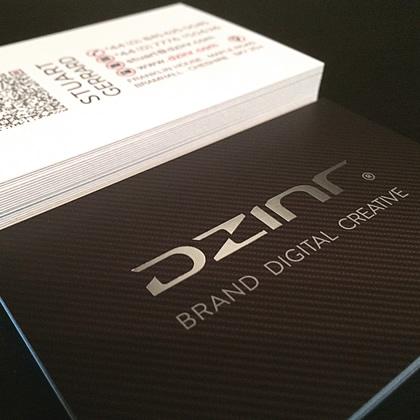 dzinr - Creative Digital Agency Branding