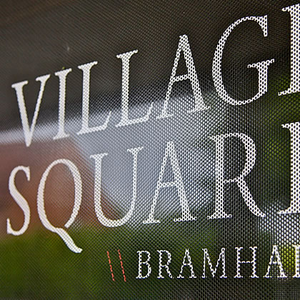 dzinr - Bramhall Village Square Shoot