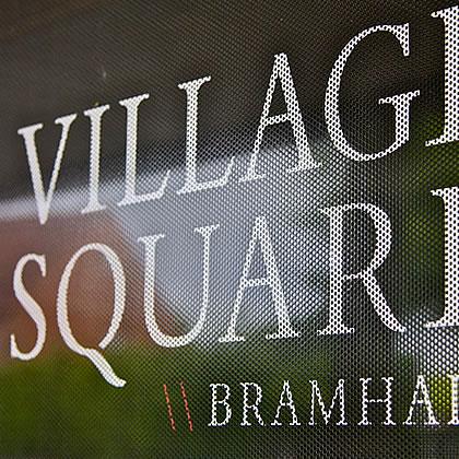 dzinr - Bramhall Village Square Shoot