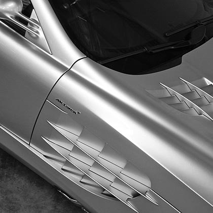 dzinr - McLaren Mercedes SLR Supercar Shoot