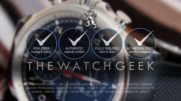 Buying, Selling and Seeking Luxury Watches