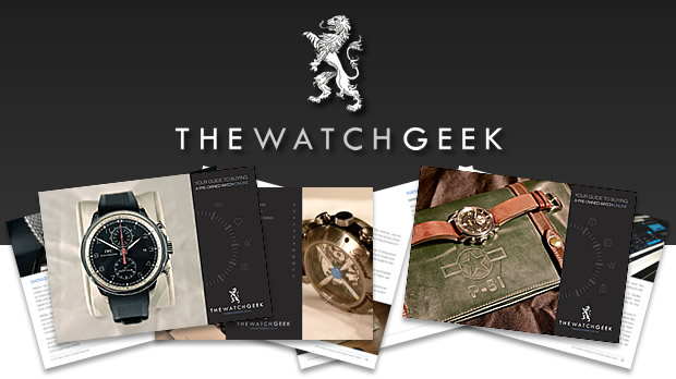Luxury Watch Buying & Selling Guides